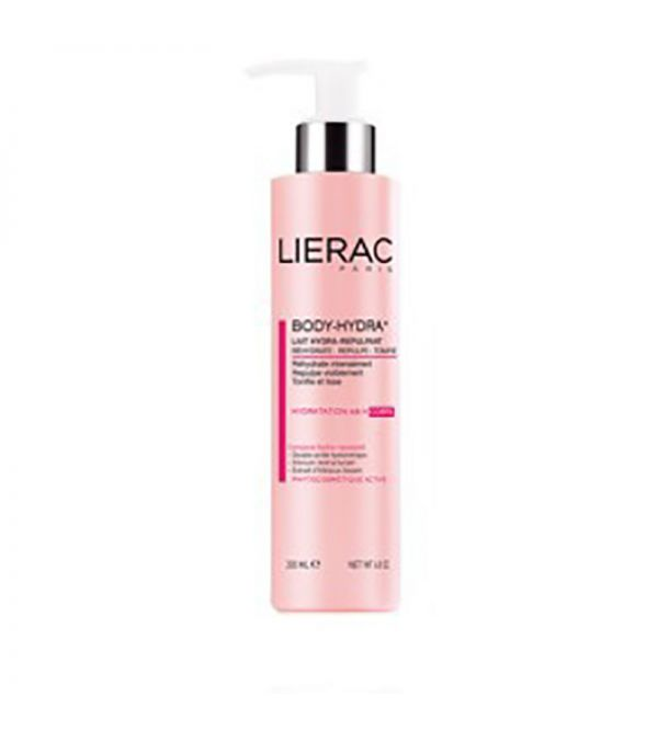 LIERAC BODY-HYDRA LAIT HYDRA-REPULPANT 200ML
