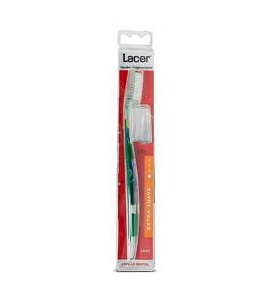 Cepillo dental Lacer extra suave