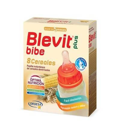 Blevit Plus bibe 8 cereales 600 gramos