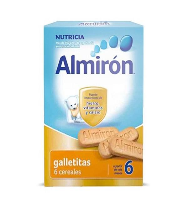 Almiron galletitas 6 cereales 180 g