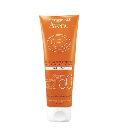 Comprar Avène SPF50 + leite de proteção muito alta 250ml ao melhor preço barato na Farmácia Online da Yesfarma. Compre Avène.