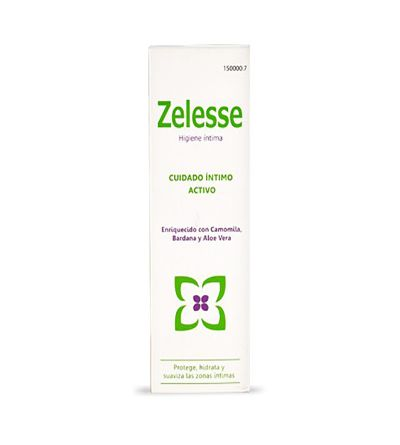 ZELESSE (SAFORELLE) GEL INTIMO 250 ML