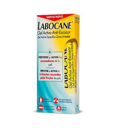 Labocane Calm gel anti escozor 30 g