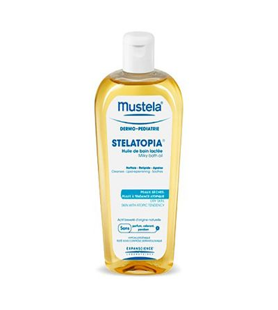 Mustela Stelatopia aceite baño 200 ml