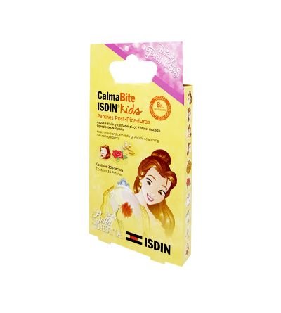 Calmabite Isdin Kids parches post-picaduras La Bella 30 Parches