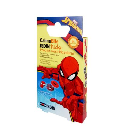 Calmabite Isdin Kids parches post-picaduras Spiderman 30 parches