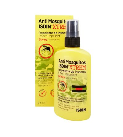 ANTIMOSQUITOS ISDIN XTREM SPRAY REPELENTE DE INS 75 ML