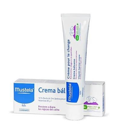 Mustela cambio pañal 150 ml