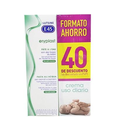 Lutsine Eryplast pasta agua 125 g Pack Ahorro 40%
