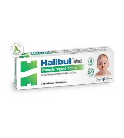 Halibut infantil pomada 45 g