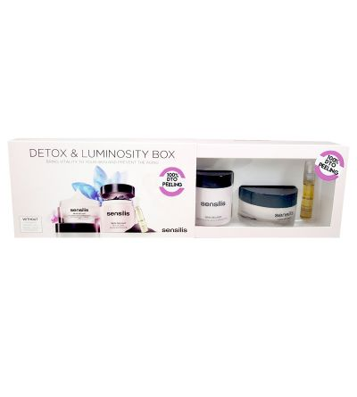 SENSILIS DETOX & LUMINOSITY BOX