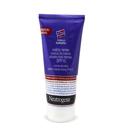 NEUTROGENA VISIBLY RENEW SPF 25 CREMA DE MANOS E 75 ML