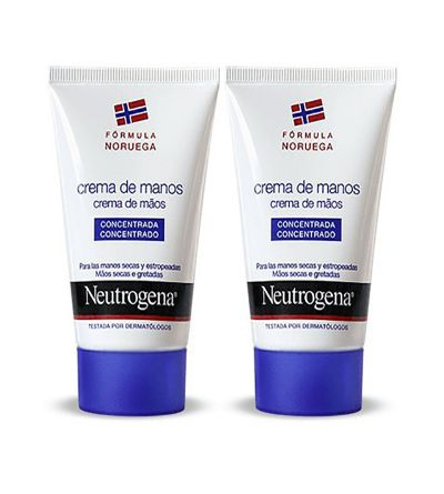 Neutrogena crema de manos concentrada 50 ml. Duplo