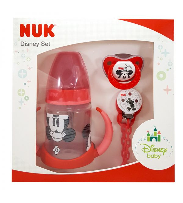 NUK DISNEY SET MINNIE 6 - 18