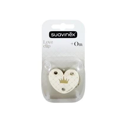 SUAVINEX LOVE CLIP CADENITA +0M