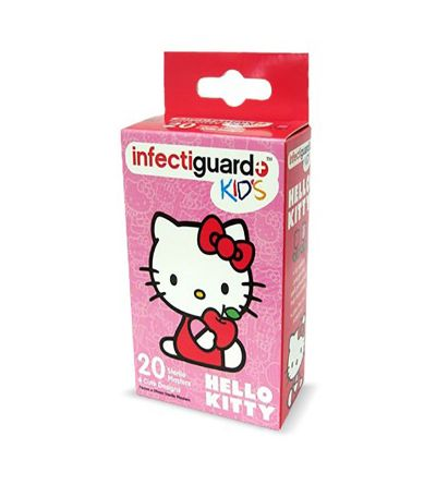 Tiritas Hello Kitty 20 uds