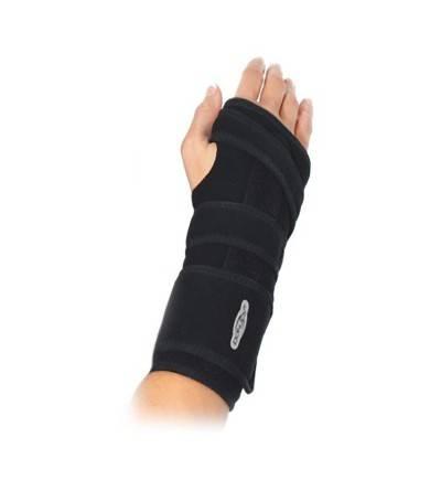 Braille de pulso bilateral flexiva de Donjoy