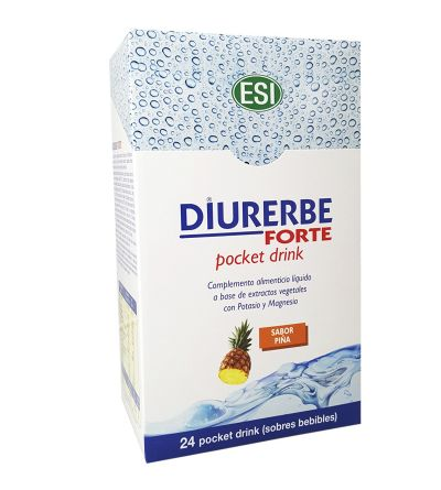 TREPAT DIET DIURERBE FORTE 24 POCKET DRINK