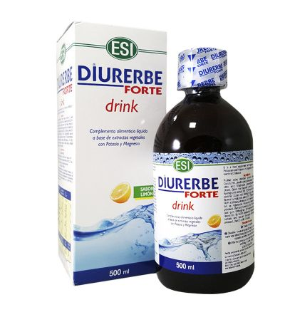 Diurerbe Strongs abor a limão 500ml ESI