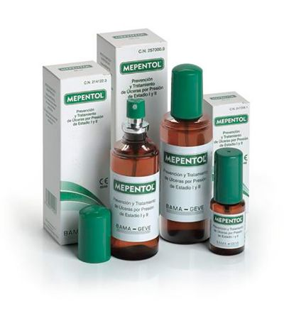 Solução tópica Mepentol