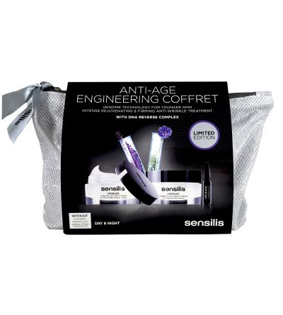 SENSILIS UPGRADE COFRE ANTI-AGE ENGINEERING COFFRET