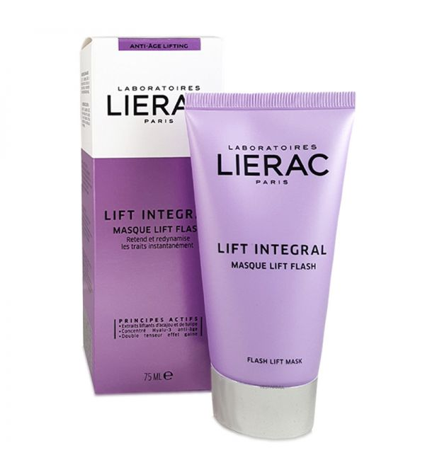 LIERAC LIFT INTEGRAL MASQUE FLASH