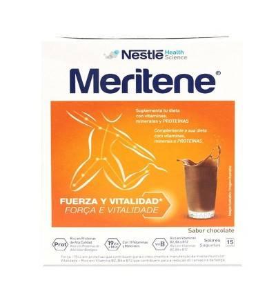 MERITENE 15 SOBRES