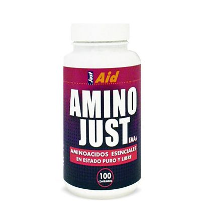 Just Aid amino just EAA 100 comprimidos