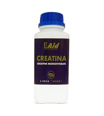 JUST AID CREATININA 0 400 GR POLVO