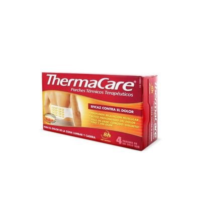 Thermacare parches de calor
