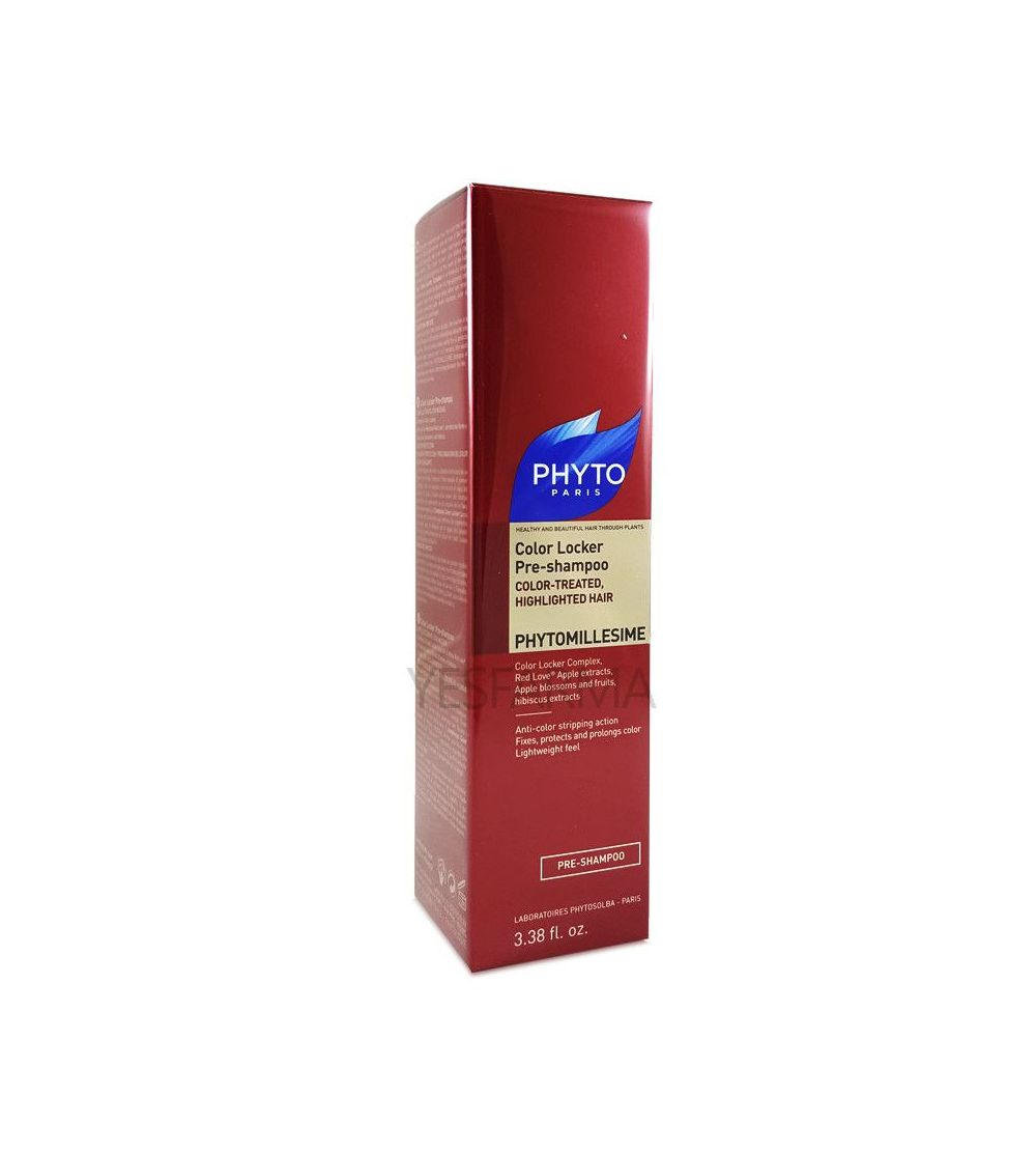 PHYTO PHYTOMILLESIME PRE CHAMPU 100ML