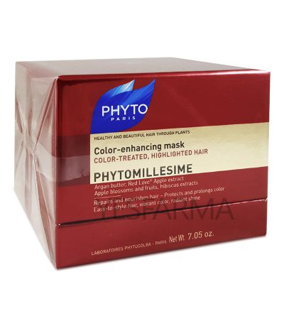 PHYTO PHYTOMILLESIME MASCARILLA SUBLIMADORA DEL COLOR 200 ML