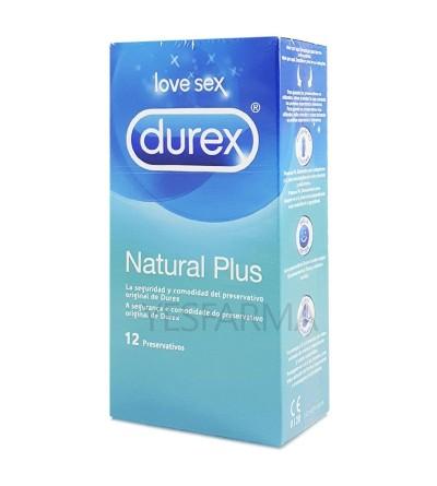 Profilactico Durex natur plus 12 u