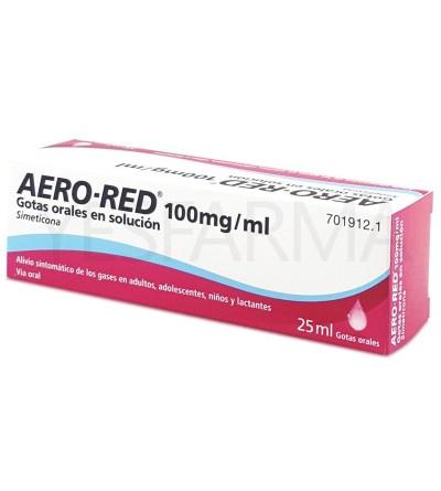 Aero-Red gotas 25 ml