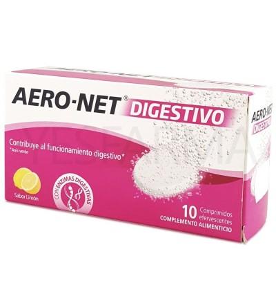 AERO NET DIGESTIVO 10 COMP EFERVESC