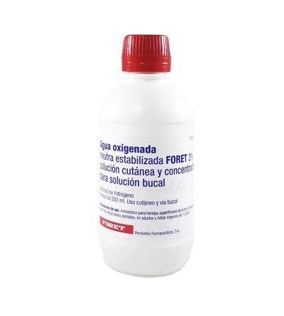 Agua oxigenada Foret