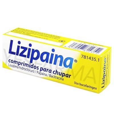 Lizipaina 20 COMP