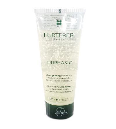 RENE TRIPHASIC CHAMPU RITUAL ANTICIPADO 200 ML