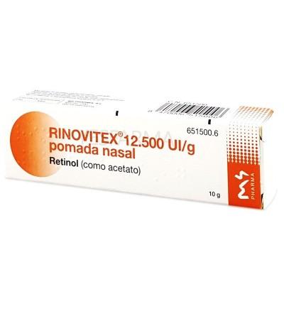 Rinovitex pomada nasal 10 gramos