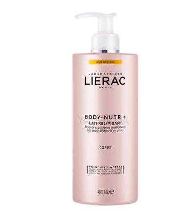 LIERAC BODY NUTRI + LECHE 400 ML