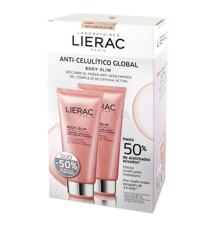 LIERAC DUO BODY SLIM GLOBAL + SLIM GLOBAL