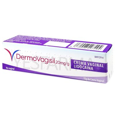 Dermovagisil 2% crema vaginal 15 g