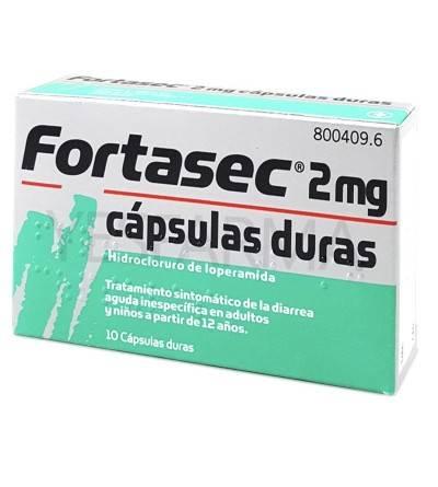 FORTASEC 10 CAPS