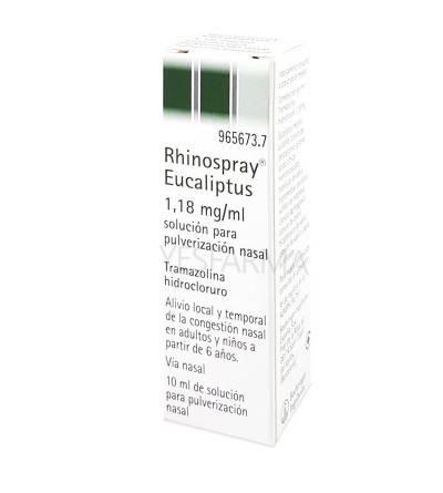 RHINOSPRAY EUCALIPTUS 10 M