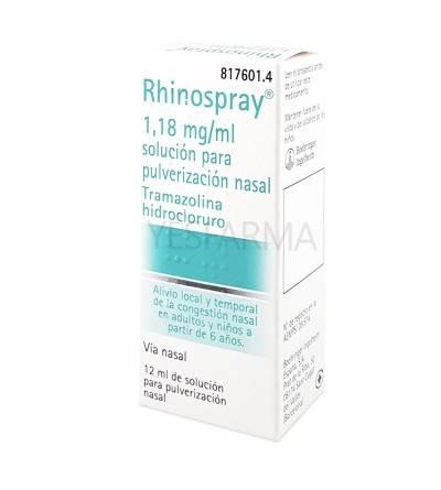 RHINOSPRAY DROPS 12 DC