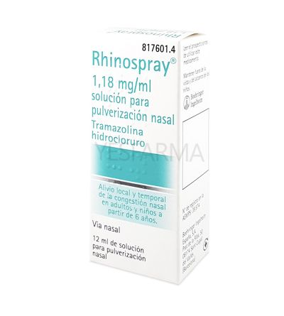Rhinospray gotas 12 ml