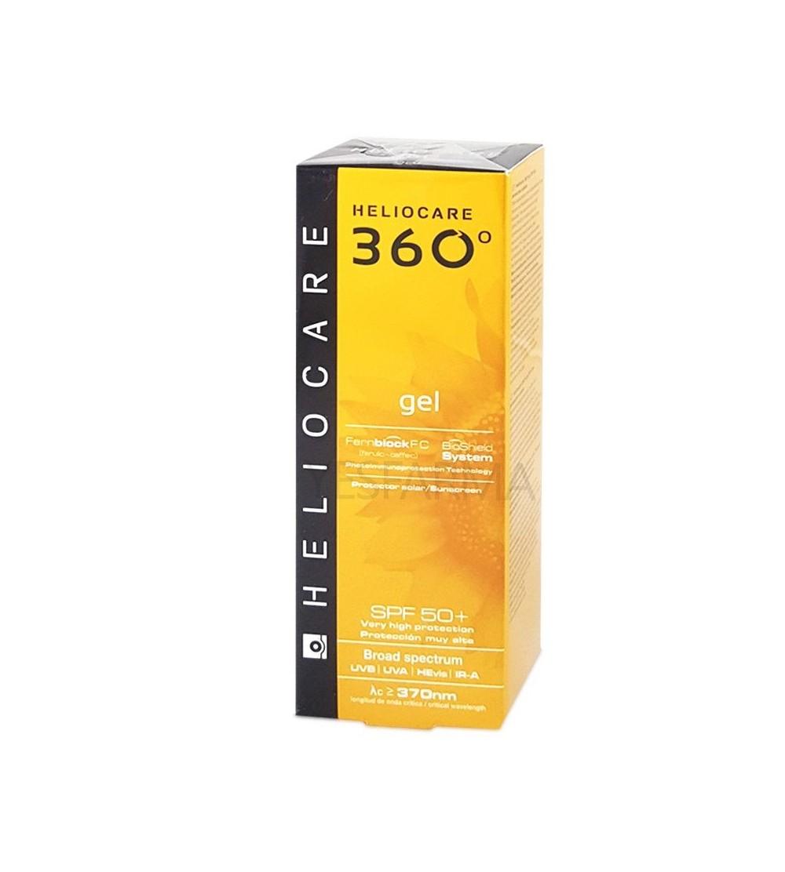 HELIOCARE 360º SPF 50+ GEL PROTECTOR SOLAR 50 ML