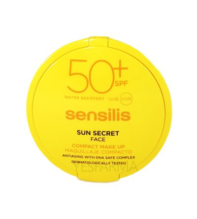 SENSILIS SUN SECRET MAQ COMP 50+ NAT