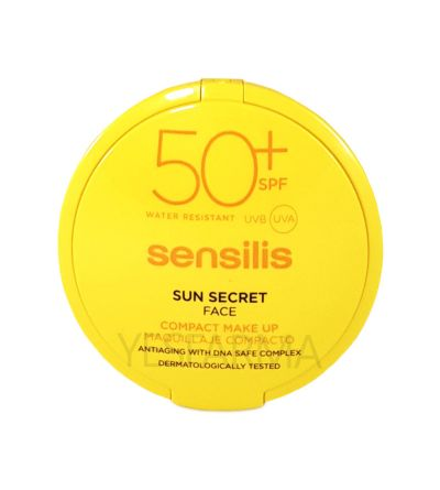 SENSILIS SUN SECRET MAQ COMP 50+ GOLDEN