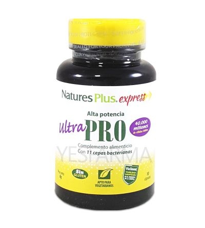 NATURE´S PLUS EXPRESS ULTRA PRO Alta potencia 10 CAPS